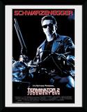 Terminator 2- One Sheet Wydruk kolekcjonerski