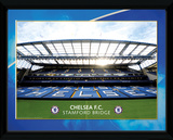 Chelsea- Stamford Bridge Collector-tryk