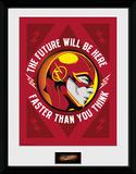 The Flash- Fast Future Sběratelská reprodukce