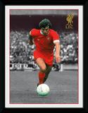 Liverpool- Keegan Lámina de coleccionista