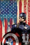 Captain America: Civil War Plakater