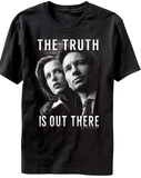 X-Files- Mulder & Skully Truth Shirts