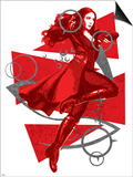 Captain America: Civil War - Scarlet Witch Posters