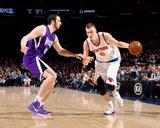 Sacramento Kings v New York Knicks Photo af Nathaniel S Butler