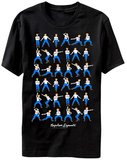 Napoleon Dynamite- Dance Moves T-shirts