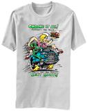 Rat Fink- Chrome It All T-shirts