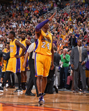 Los Angeles Lakers v Phoenix Suns Photo by Andrew D Bernstein