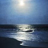 Moonlit Seas - Detail Giclee Print by Pete Kelly