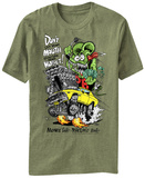 Rat Fink- Money Talks Shirts