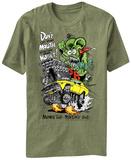 Rat Fink- Money Talks T-shirts