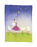 Felicity Wishes I Giclee Print by Emma Thomson