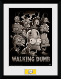 The Simpsons- The Walking Dumb Samletrykk