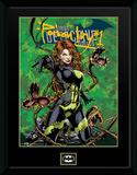 Batman- Poison Ivy Forever Evil Sběratelská reprodukce
