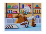 The Chocolatiers Prints by Cindy Thornton