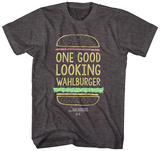 Wahlburgers- One Good Looking Shirts