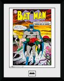 Batman- Robin Dies At Dawn Lámina de coleccionista