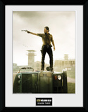 The Walking Dead- Season 3 Collector Print