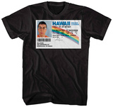Superbad- Mclovin Drivers License T-shirts