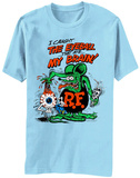 Rat Fink- I Caught The Eyeball T-Shirt