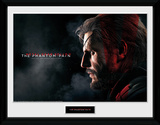 Metal Gear Solid V- Snake Stampa del collezionista