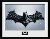 Batman Origins- Arkham Bats Samletrykk