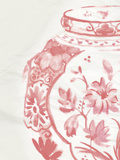 Porcelain Fencai IV Giclee Print by Sandra Jacobs