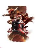 Captain America: Civil War - Iron Man Metal Print