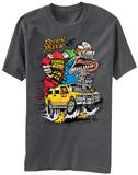 Rat Fink- Rock And Roll Hot Sauce T-Shirt