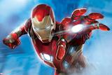 Captain America: Civil War - Iron Man Plastic Sign