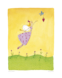 Felicity Wishes II Lámina giclée por Emma Thomson