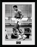 Muhammad Ali- Training Wydruk kolekcjonerski