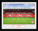 Liverpool- Anfield Collector-tryk