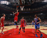New York Knicks v Chicago Bulls Photo by Gary Dineen