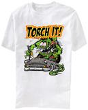 Rat Fink- Torch It Shirts