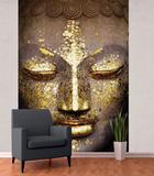 Tranquil Buddha Wall Mural Wandgemälde