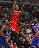 Jonathan Daniel - New York Knicks v Chicago Bulls Photo