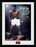 Muhammad Ali- Dream Wydruk kolekcjonerski