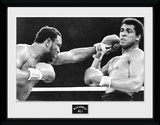 Muhammad Ali- Block Wydruk kolekcjonerski