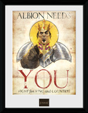 Fable- Albion Needs You Stampa del collezionista