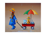 Just Another Rainy Day Prints by Cindy Thornton