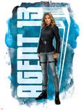 Captain America: Civil War - Agent 13 Plastic Sign