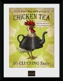 Fable- Chicken Tea Stampa del collezionista