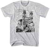 M.C. Escher- Waterfall T-Shirt