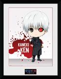 Tokyo Ghoul- Chibi Ken Framed Memorabilia