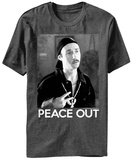 Napoleon Dynamite- Kip Peace Out Shirts