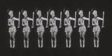 Baton Twirl Reproduction procédé giclée par Chris Dunker