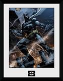 Batman- No Loose Ends Lámina de coleccionista