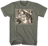 M.C. Escher- Reptiles T-shirts