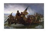 Washington Crossing the Delaware Prints by Emanuel Leutze