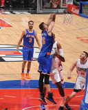 New York Knicks v Los Angeles Clippers Photo by Andrew D Bernstein